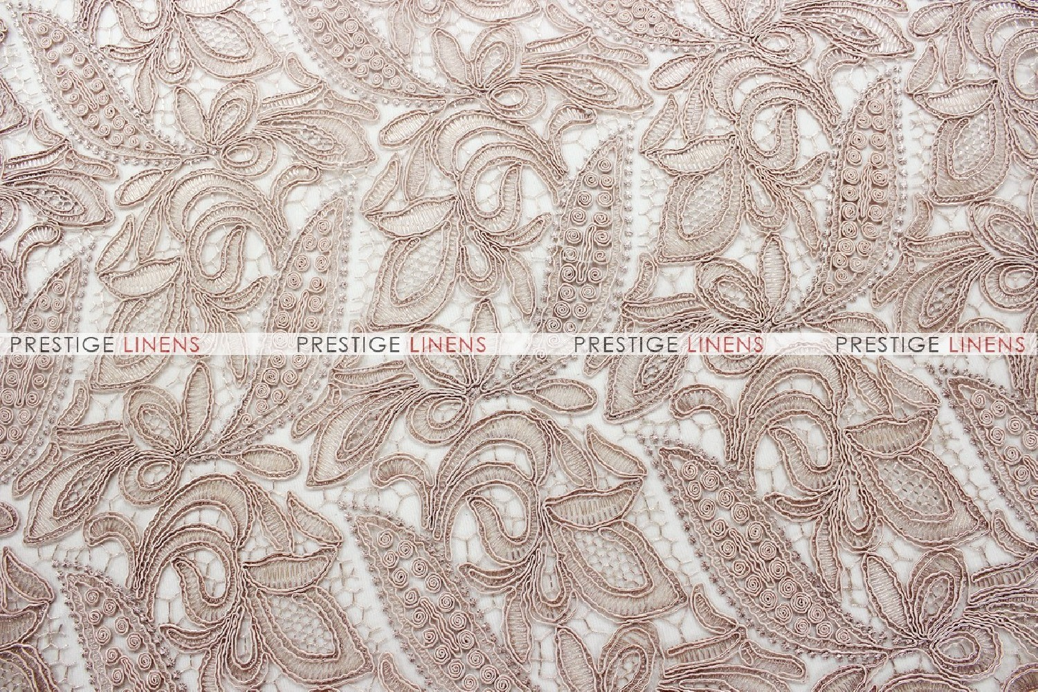 French lace fabric by the yard blush prestige linens for Cheap fabric by the yard