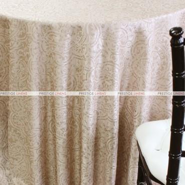 PORCELAIN TABLE LINEN - BLUSH