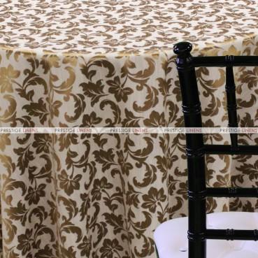 Maple Table Linen - Terracotta
