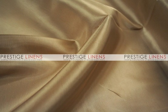 Solid Taffeta Table Runner - 130 Champagne