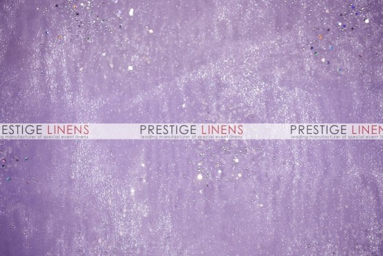 Sparkle Organza Table Runner - 1026 Lavender