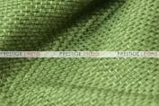 Jute Linen Chair Caps & Sleeves - Avocado