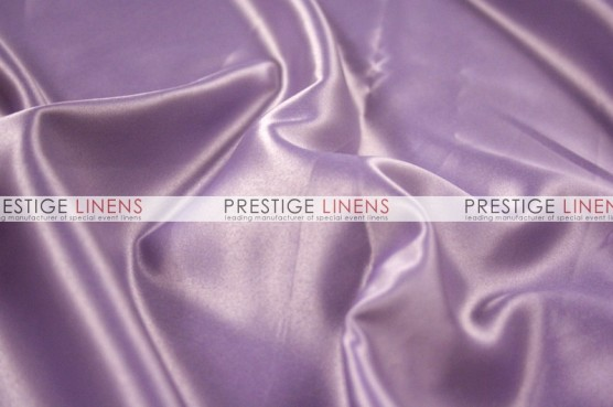 Lamour Matte Satin Chair Caps & Sleeves - 1029 Dk Lilac