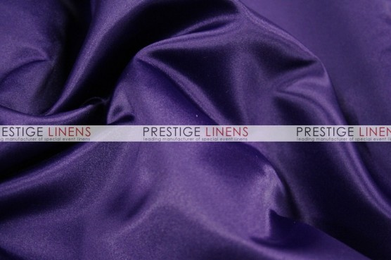 Lamour Matte Satin Chair Caps & Sleeves - 1032 Purple