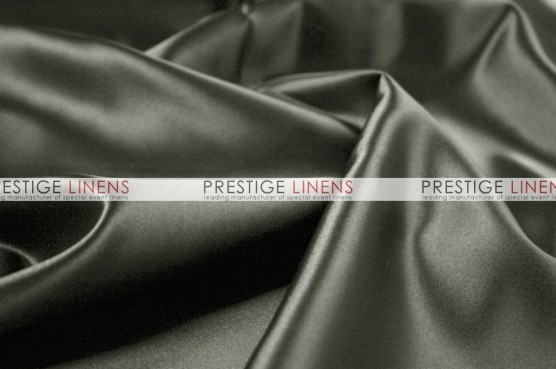 Lamour Matte Satin Chair Caps & Sleeves - 1128 Grey