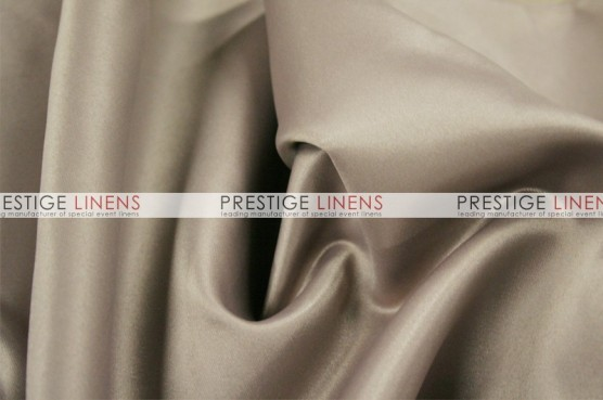 Lamour Matte Satin Chair Caps & Sleeves - 135 Sand