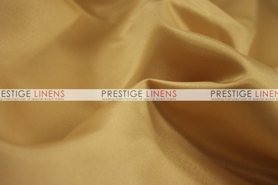 Lamour Matte Satin Chair Caps & Sleeves - 226 Gold