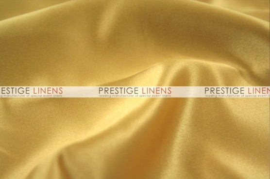 Lamour Matte Satin Chair Caps & Sleeves - 230 Sungold