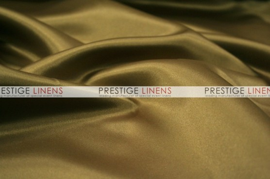 Lamour Matte Satin Chair Caps & Sleeves - 331 Camel