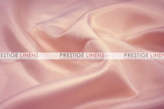 Lamour Matte Satin Chair Caps & Sleeves - 567 Blush Pink