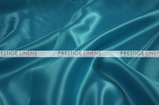 Lamour Matte Satin Chair Caps & Sleeves - 738 Teal
