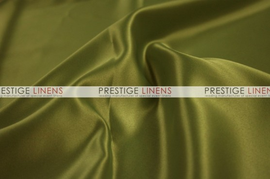 Lamour Matte Satin Chair Caps & Sleeves - 830 Olive