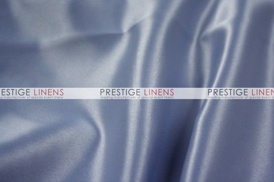 Lamour Matte Satin Chair Caps & Sleeves - 928 Sky Blue