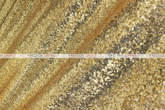 Glitz Aisle Runner - Creative Gold