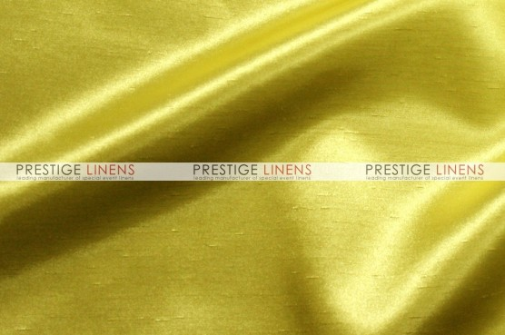 Shantung Satin Chair Caps & Sleeves - 426 Yellow