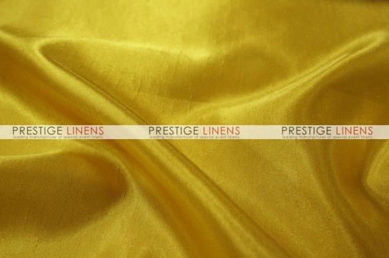 Shantung Satin Chair Caps & Sleeves - 454 Pride Yellow