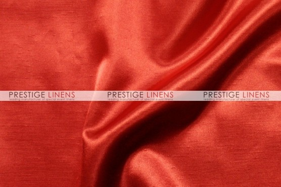 Shantung Satin Chair Caps & Sleeves - 626 Red