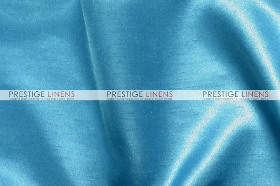 Shantung Satin Chair Caps & Sleeves - 938 Dk Aqua