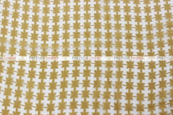 Valencia Chair Caps & Sleeves - Gold