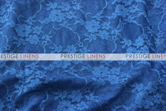 Victorian Stretch Lace Chair Caps & Sleeves - Royal