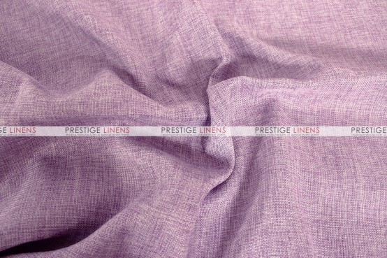 Vintage Linen Chair Caps & Sleeves - Lavender