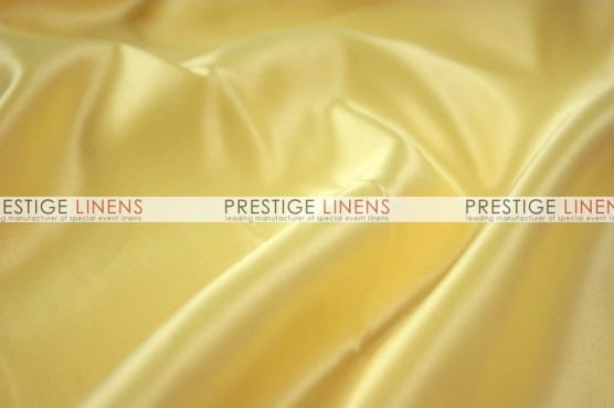 Lamour Matte Satin Aisle Runner - 458 Canary
