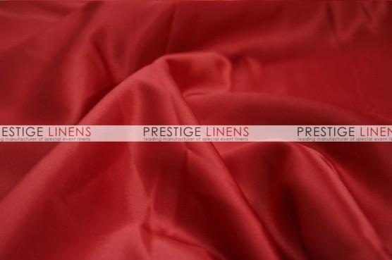 Lamour Matte Satin Aisle Runner - 647 Fiesta Red