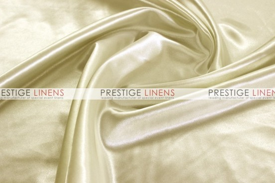 Bridal Satin Pad Cover-128 Ivory