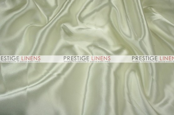 Charmeuse Satin Pad Cover-128 Ivory