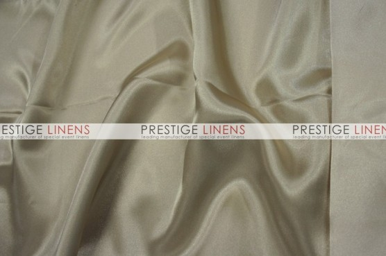 Charmeuse Satin Pad Cover-135 Sand