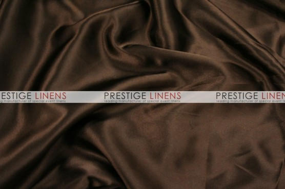 Charmeuse Satin Pad Cover-333 Brown