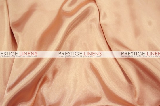 Charmeuse Satin Pad Cover-430 Peach