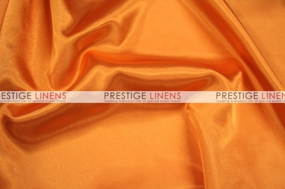 Charmeuse Satin Pad Cover-431 Orange