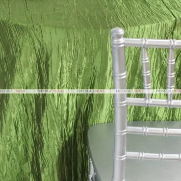 Crushed Taffeta Pad Cover-749 Dk Lime