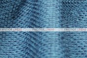 Jute Linen Pad Cover-Slate