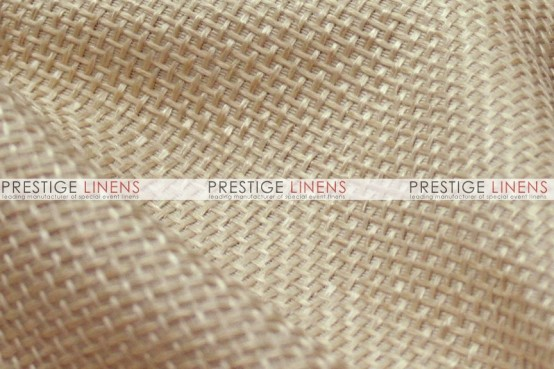Jute Linen Pad Cover-Wheat