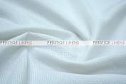 Jute Linen Pad Cover-White