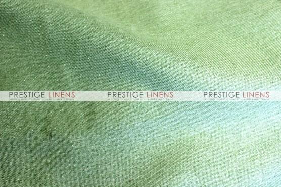 Metallic Linen Pad Cover-Pistachio