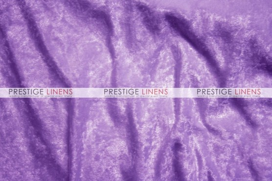 Panne Velvet Pad Cover-Lilac