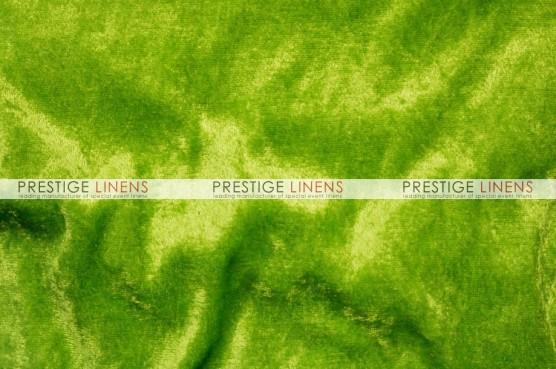 Panne Velvet Pad Cover-Lime