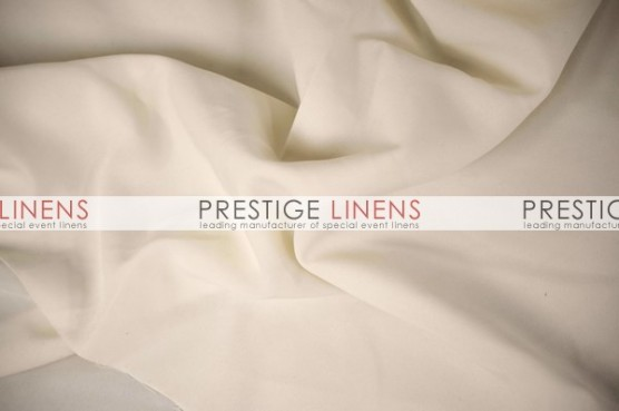 Polyester Pad Cover-128 Ivory