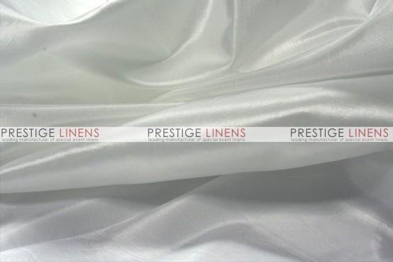 Solid Taffeta Pad Cover-126 White