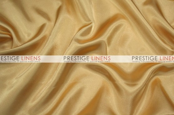 Charmeuse Satin Sash-226 Gold