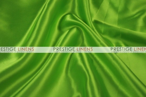 Charmeuse Satin Sash-726 Lime