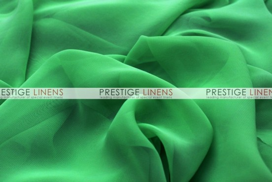 Chiffon Sash-Flag Green