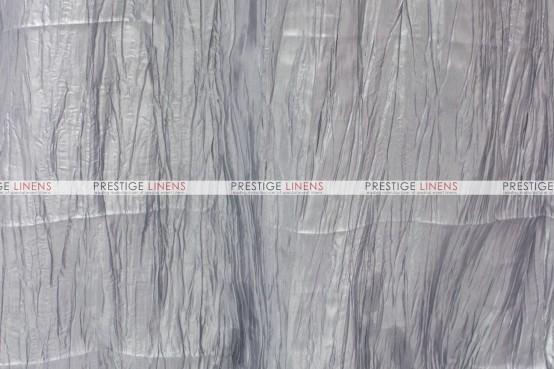 Crushed Taffeta Sash-1126 Silver