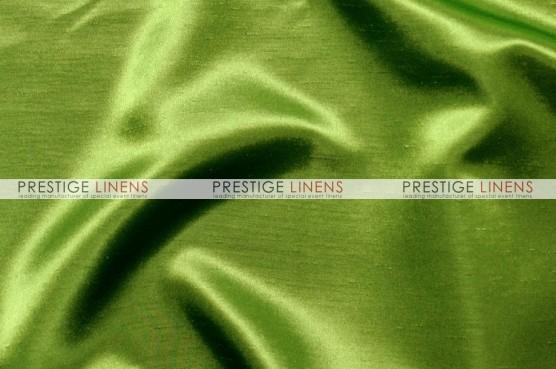 Shantung Satin Aisle Runner - 737 Apple Green