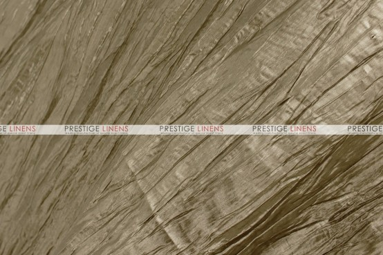 Crushed Taffeta Sash-132 Taupe