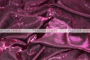 Iridescent Crush Sash-Fuchsia/Black