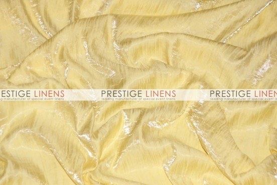 Iridescent Crush Sash-Lt Yellow